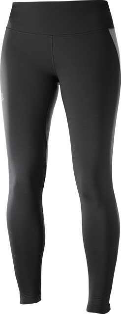 Salomon Agile Warm Tights Damen black